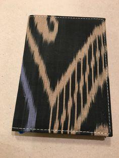 Silk Velvet Agenda ,Silk Handmade Notebook,Silk Ikat,luxury Agenda ,Uzbek Velvet Agenda,Handwoven Silk , (7.87''X5.51'') by LoomArtLife on Etsy