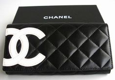 A Chanel Wallet with attractive small or large CC logo is a legend in the world of women's fashionable accessories. Classic yet classy is the main features exclusive to these extraordinary Chanel Wallets. Black is the dominant hue of these ideal wallets.