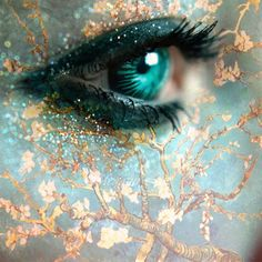 awesome ~ makes me feel like i'm in a teal trance. love it.