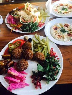 Falafel Bejrut Restauracja