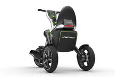 From the same designer as the EQUAL EV comes an e-trike that looks nothing short of the EQUAL's smaller cousin! Called Urbis, the trike is a