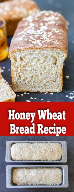 Honey wheat bread is super healthy and loaded with vital nutrients. As soft and airy as a bakery-fresh loaf, this recipe comes together so easily and is sure to impress.