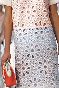Louis Vuitton SS12 via Style.com.