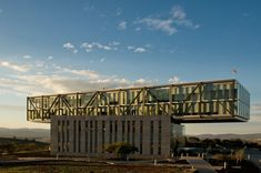 Cinepolis Headquarters / KMD Architects © Michael Calderwood
