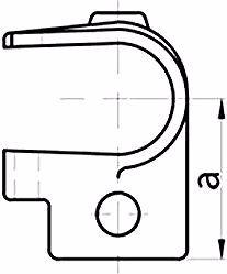 """Türangel A 1/"""" 33,7 mm"""