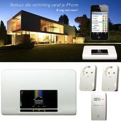 Homewizard Homewizard Bedien Uw Huis Met Uw Iphone Home Automation kopen