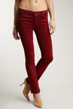 Goldsign Ruby jeans:: 57% off...dang!  my size is gone. Love this color
