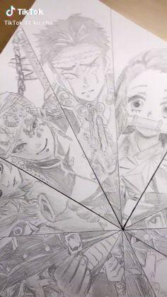 Demon Slayer: Kimetsu no Yaiba Art Drawing - - All Anime, Otaku Anime, Anime Manga, Demon Slayer, Slayer Anime, Anime Music, Anime Sketch, Anime Demon, Animes Wallpapers