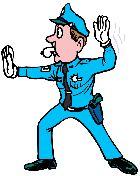 police preschool pack