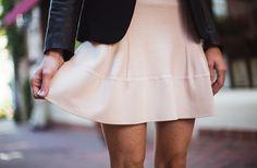 ALC x @INTERMIX skirt