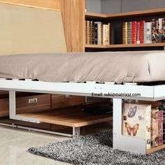 Newest Design China Hidden Wall Bed Supplier,Modern Bedroom Furniture Wall  Bed Murphy Bed   Buy Murphy Wall Bed,Modern Wall Bed,Hidden Wall Bed  Product On ...