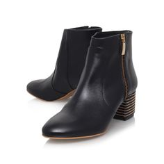 savannah, black shoe by kurt geiger london - women shoes boots