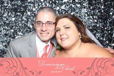 Congratulations to Dominique and Chad on a magnificent wedding at Costa Del Sol