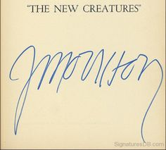 Jim Morrison Sign