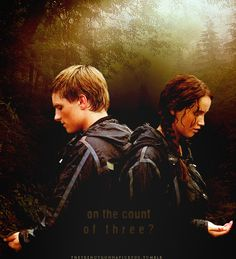 On the count of three...#HungerGames
