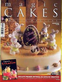 Magic Cakes - Chocolate No Description Cake Decorating Books, Cake Decorating Tutorials, Book Cupcakes, Cupcake Cakes, Journal, Chocolate Cake, Biscuits, Christmas Bulbs, Holiday Decor