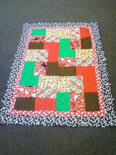 NEW Dog Quilt by CittysCrochet on Etsy, $65.00