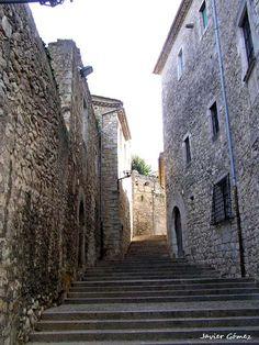Perdidos por el Barrio judío de Girona