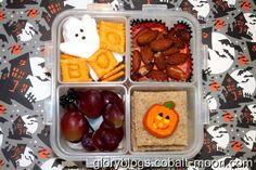 Halloween Boo Bento