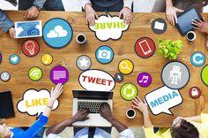 Infographic: Zzp'er breidt kennis en netwerk uit via social media - ZZP Barometer