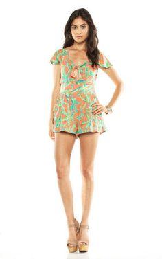 Shay Mitchell's #Coachella romper. #Need #Now