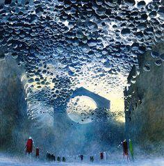 DmochowskiGallery.net - galeria - Sala 10. Obrazy. Lata 1968-1983 -