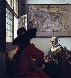 vermeer-l-officier-et-la-jeune-fille-riant-1657
