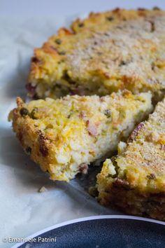 Timballo riso formaggio e speck ricetta – Cravatte ai Fornelli