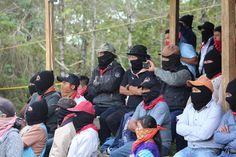CompArte-Oventik, Chiapas: EZLN COMPARTE SU REBELDÍA, RABIA, VOZ Y LUCHA