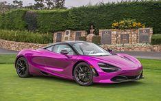 Car Mclaren Pink Most Beautiful Car Latest Concept Wallpaper Ferrari, Lamborghini, Cool Sports Cars, Super Sport Cars, Nice Cars, Supercars, Maclaren Cars, Audi, Porsche