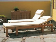 Sonnenliege Riviera - Gartenliege sofort lieferbar | cairo.de