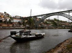 #douro #portugal #porto #bridge by sebastienvincent