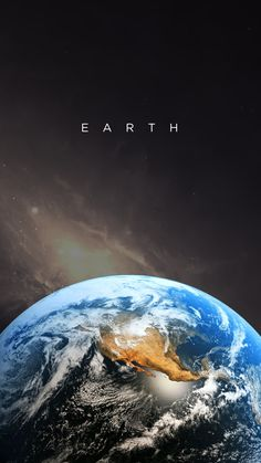 Earth, Home.
