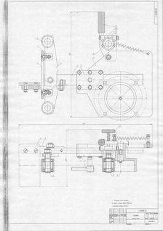 Картинки по запросу гриндер чертежи