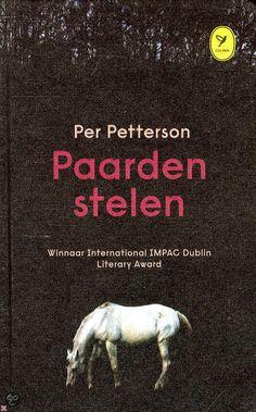 Paarden stelen | Per Petterson Books, Movie Posters, Movies, Libros, Films, Book, Film Poster, Cinema, Movie
