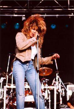 Tina Turner - Break Every Rule Tour
