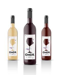 OMDK 2013 by Agnes Herr, via Behance