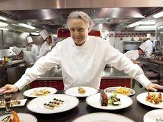 Chef Alain Ducasse Opens a New Restaurant in Hong Kong