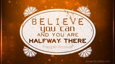 5 Ways to Make Yourself Believe in Yourself - Power of Positivity: Positive Thinking & Attitude