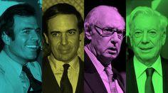 Foto: Julio Iglesias, Carlos Falcó, Miguel Boyer y Mario Vargas Llosa (Vanitatis)