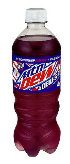 is an upcoming Mountain Dew flavor that is to be released in July 2017 to go along with. Coca Cola Poster, Pepsi Cola, Mountain Dew, Pop Bottles, Drink Bottles, Kid Drinks, Beverages, Refreshing Drinks, Yummy Drinks
