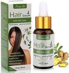 Amazon.com : natural hair growing Anti Hair Loss, Stop Hair Loss, Prevent Hair Loss, How To Grow Natural Hair, Natural Hair Styles, Natural Hair Treatments, Best Hair Oil, Herbal Essences, Grow Hair