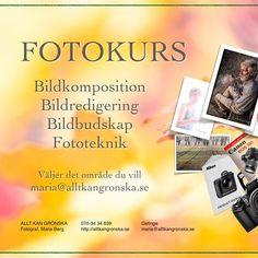 #fotokurs #alltkangronska #mariberg #getinge #halmstad #kurs #foto