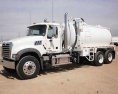 2013 #Mack GU713 vacuum #truck from Bruckner's in Farmington, NM $160,600