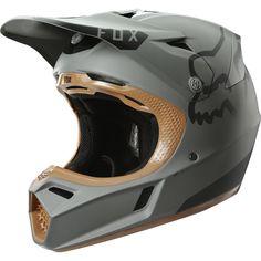 Fox 2017 LE A1 V3 Moth Stone Helmet