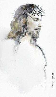 Jesus by hiliuyun