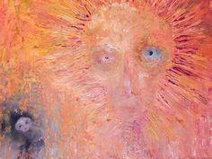 Marina Retamar: Pintura al oleo sobre soporte de madera 30x40cm, $1500