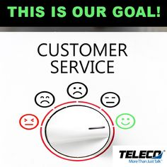 You can have the best products in the world and fail if you do not have good customer service. Good customer service is still the NUMBER ONE way to win clients AND KEEP them. Communication System, Good Customer Service, Number One, Talk To Me, Telephone, Fails, Knowledge, Medical, Education