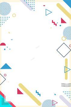 簡約的幾何邊框海報背景 Geometric Poster, Geometric Lines, Geometric Background, Bg Design, Banner Design, Creative Design, Graphic Design Posters, Graphic Design Inspiration, Cadre Design