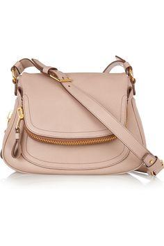 TOM FORD   Jennifer medium textured-leather shoulder bag   NET-A-PORTER.COM